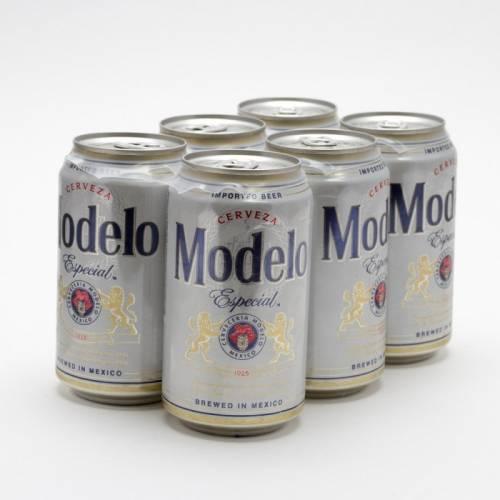 Modelo - Especial - 6 Pack 12oz Cans