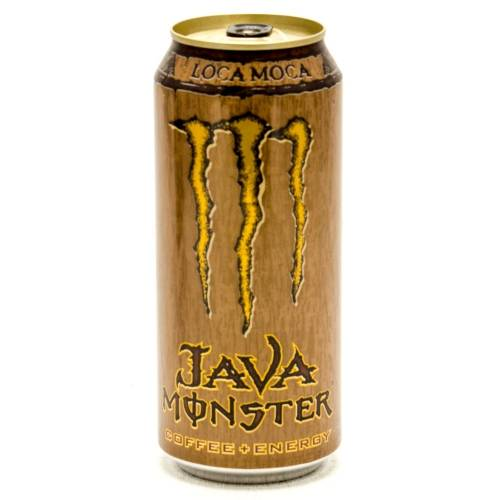 Monster - Java Loca Moca - 16oz