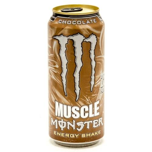 Monster - Muscle Energy Shake...