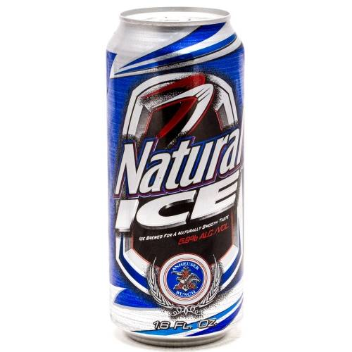 Natural Ice - 16oz Can