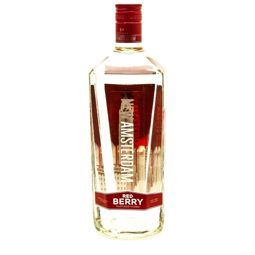New Amsterdam - Red Berry Vodka - 1.75L