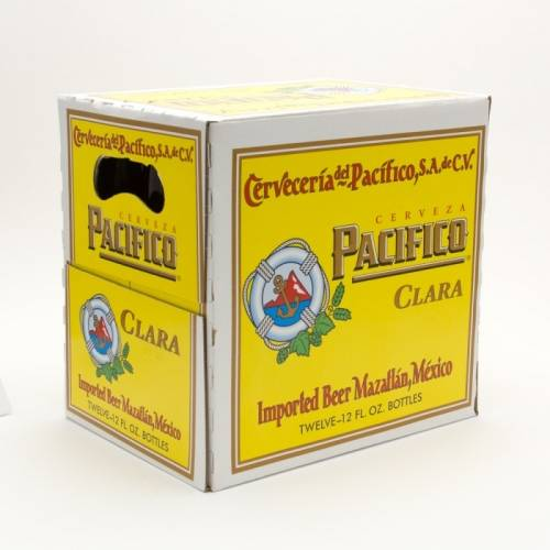 Pacifico - 12 Pack 12oz Bottles