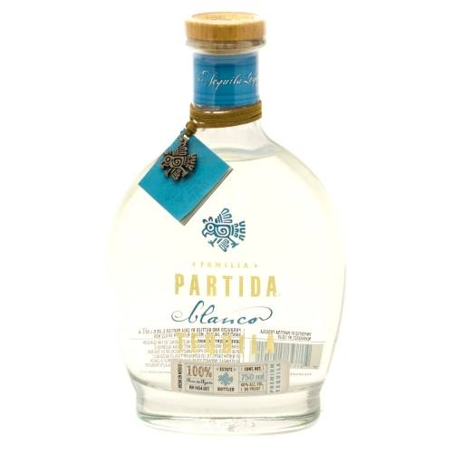 Partida - Blanco Tequila - 750ml