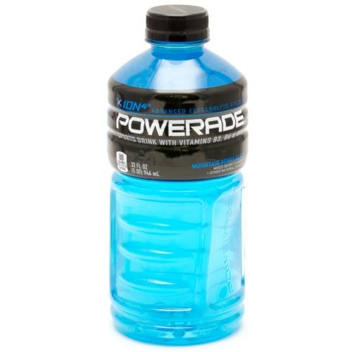 Powerade - Mountain Berry Blast - 32oz