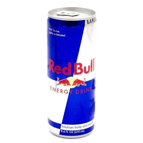 Red Bull - 8.4oz