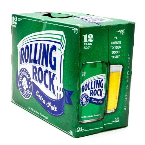 Rolling Rock - 12 Pack 12oz Cans