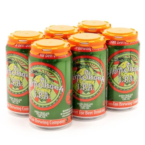 San Tan - Hop Shock IPA - 6 Pack 12oz...