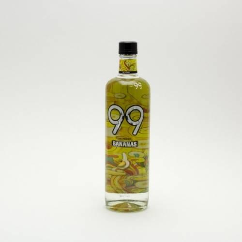 99 Bananas - 750ml