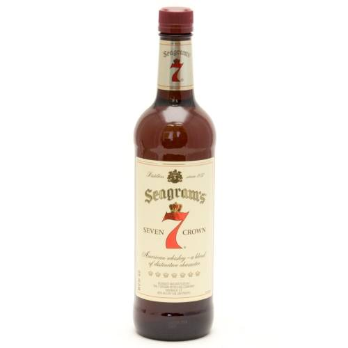 Seagram's - 7 Crown - 750ml