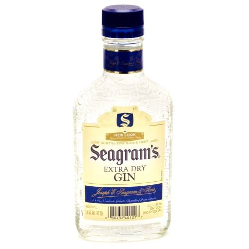 Seagram's - Extra Dry Gin - 200ml
