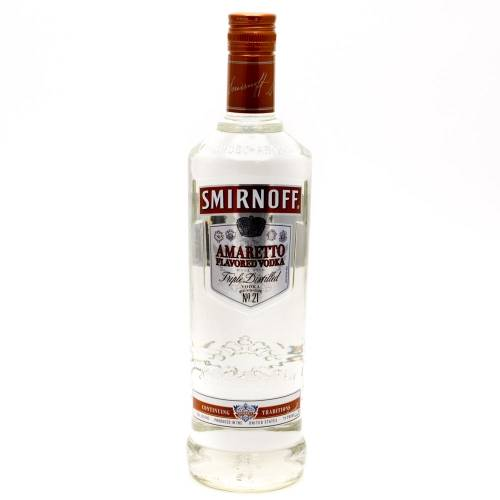 Smirnoff - Amaretto Vodka - 750ml