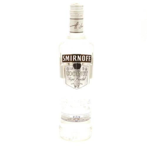 Smirnoff - Coconut Vodka - 750ml