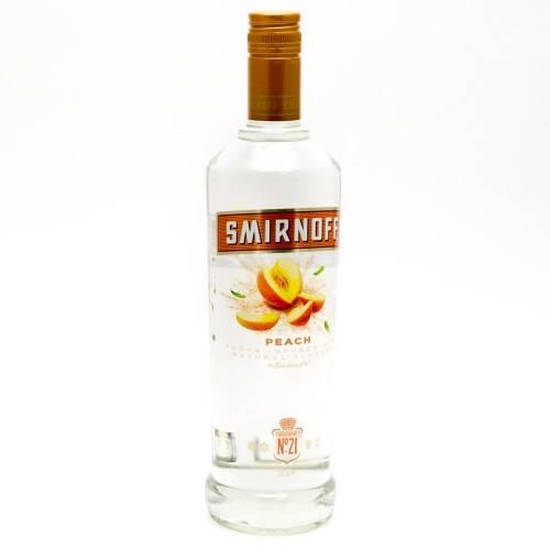 Smirnoff - Peach Vodka - 750ml