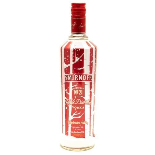 Smirnoff - Vodka - 750ml