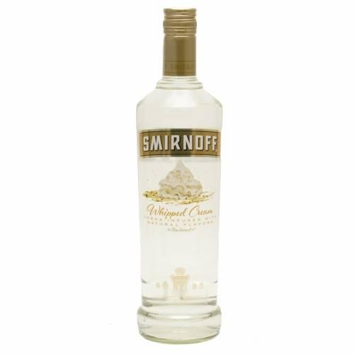 Smirnoff - Whipped Cream Vodka - 750ml