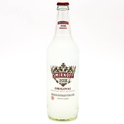 Smirnoff Ice - 24oz Bottle