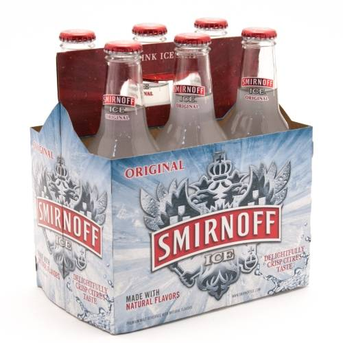 Smirnoff Ice - 6 Pack 11.2oz Bottles