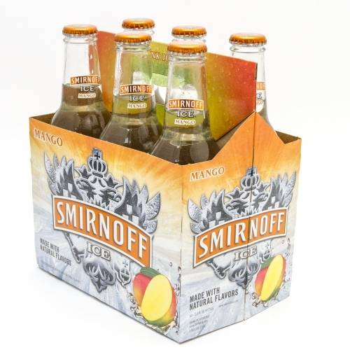 Smirnoff Ice - Mango - 6 Pack 11.2oz...
