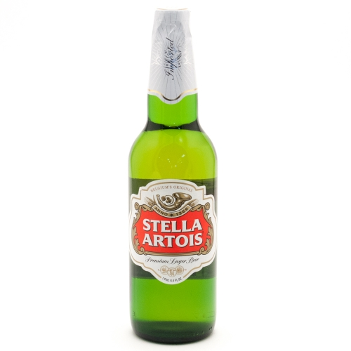 Stella Artois - 22.4oz Bottle