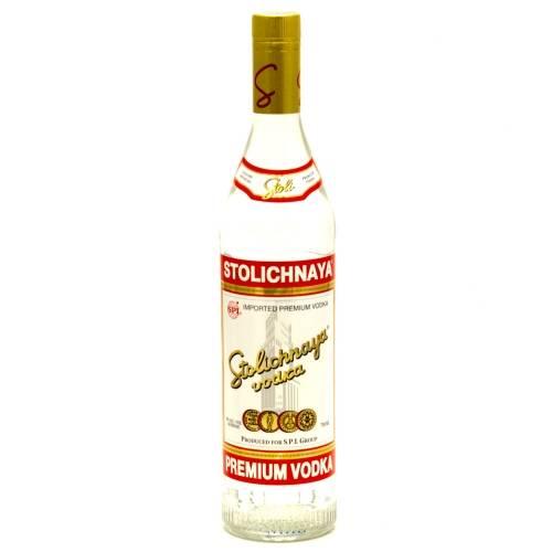 Stoli - Vodka - 750ml