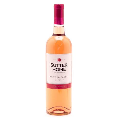 Sutter Home - White Zinfandel - 750ml