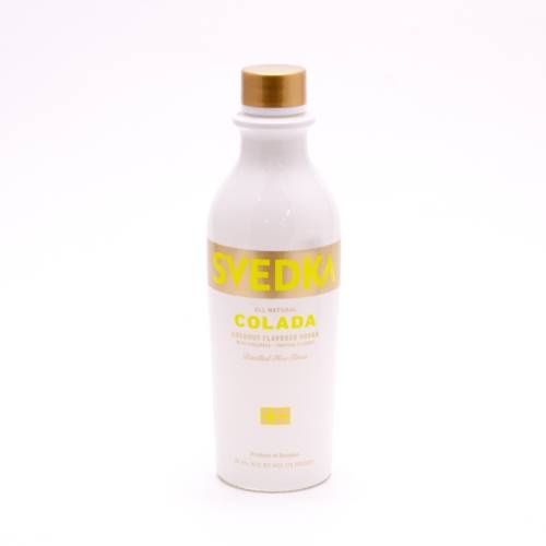 Svedka - Colada Coconut Vodka - 375ml