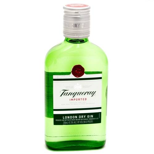 Tanqueray - London Dry Gin - 200ml