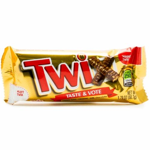 Twix - Original Cookie Bars - 1.79oz