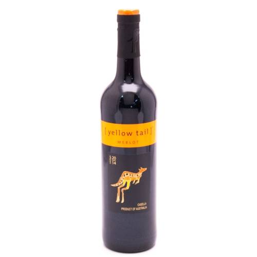 Yellow Tail - Merlot - 750ml