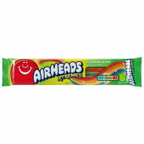 Air Heads - Xtremes Rainbow Berry - 2oz