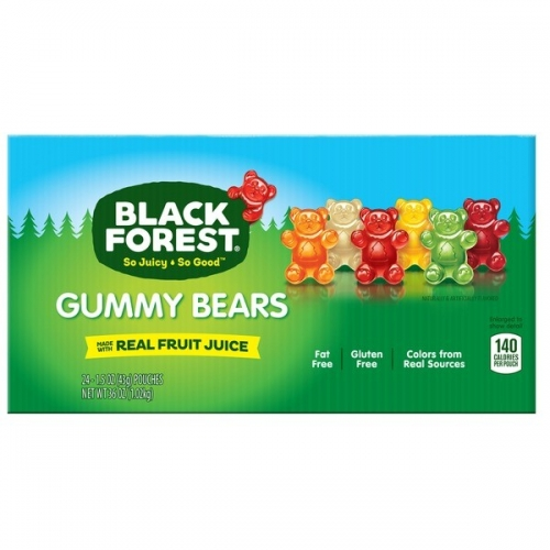 Black Forrest - Gummy Bears - 1.5oz