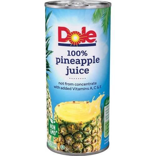 Dole - Pineapple Juice - 8.4oz