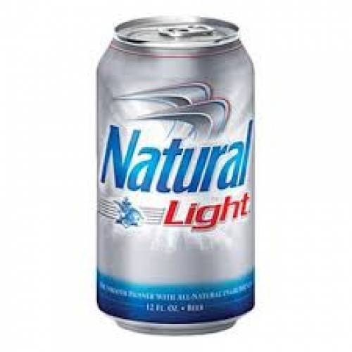 Natural Light - 12oz Can