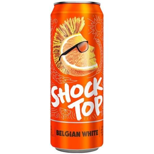 Shock Top - Belgian White - 25oz Can