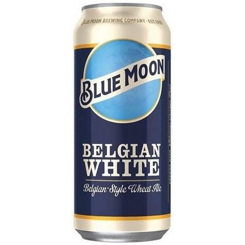 Blue Moon - Belgian White - 24oz Can