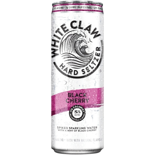 White Claw - Black Cherry - 19.2oz Can
