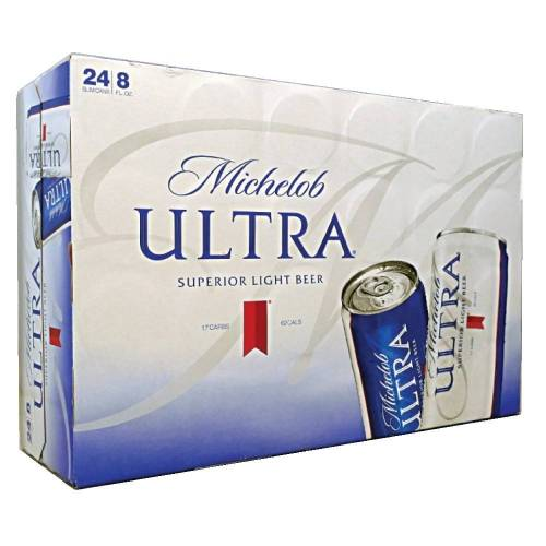 Michelob Ultra - 24 Pack 8oz Cans