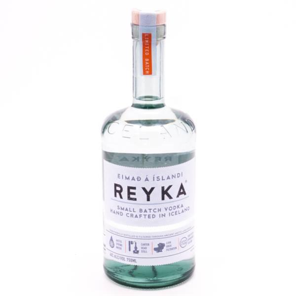 Reyka Vodka 40% Alc. 750ml