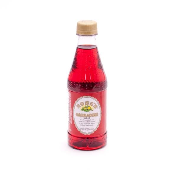 Rose's Grenadine Syrup - 355ml