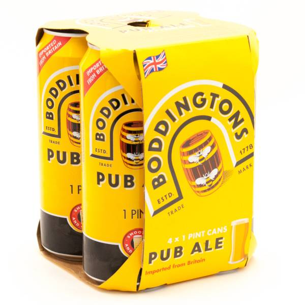 Boddingtons Pub Ale 4 Pack
