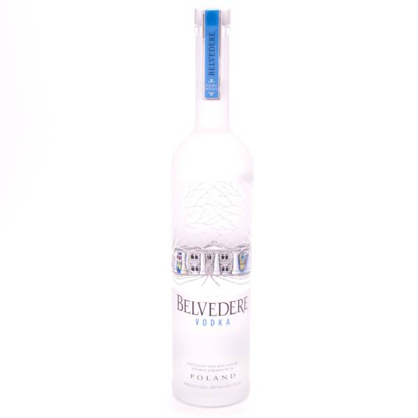 Belvedere Vodka - 80 Proof - 750ml