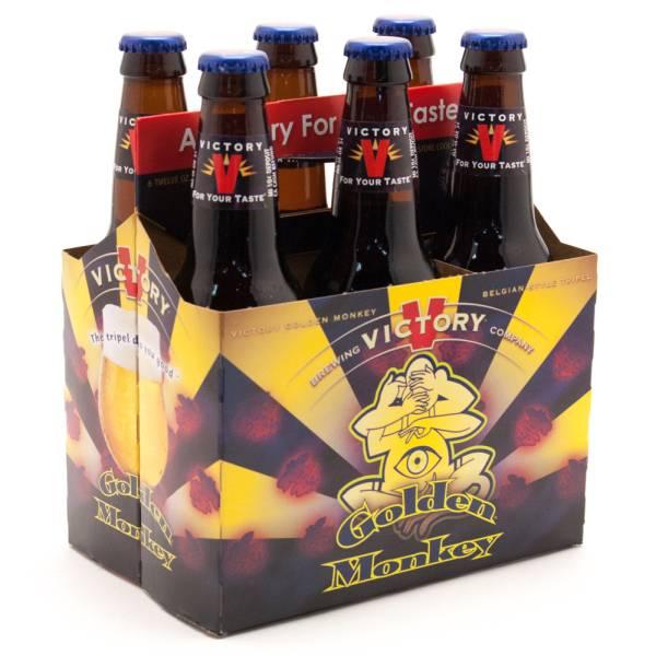 Victory Brewing Company - Golden Monkey Belgian Style Tripel - 6 Pack