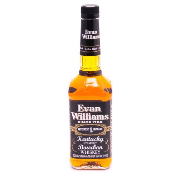 Evan Williams Kentucky Straight Bourbon Whiskey - 43% - 750ml