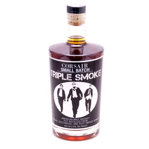 Corsair Small Batch Triple Smoke Whiskey 80 Proof 750ml