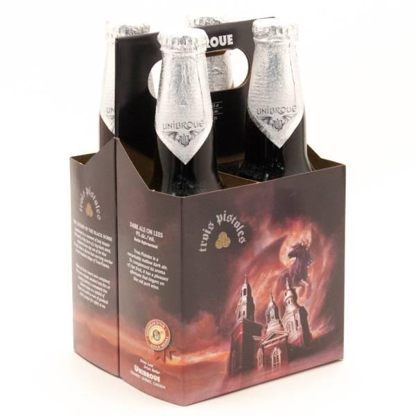Unibroue - Trois Pistoles - 12oz Bottle - 4 Pack