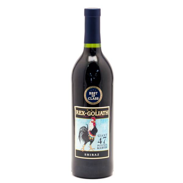 Rex Goliath Shiraz 750ml
