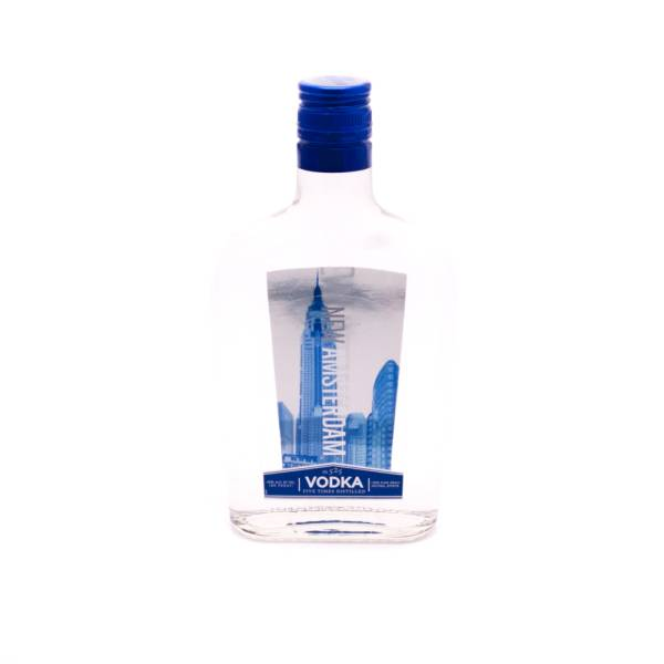 New Amsterdam Vodka - 80 Proof - 375ml