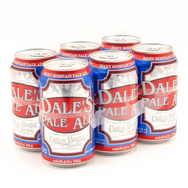 Oskar Blues Dale's Pale Ale 6 Pack