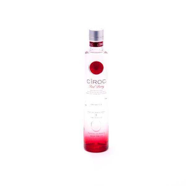 Ciroc Red Berry Made With Vodka - 70 Proof - 200ml