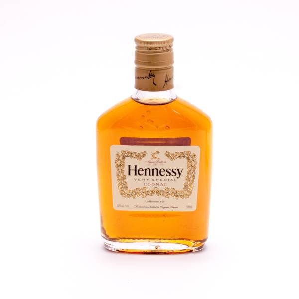 hennessay cognac I found a bottle of hennessy cognac that says very special on it does that mean it was in the barrel longer or do they all say that it's sealed and the bottle is at.